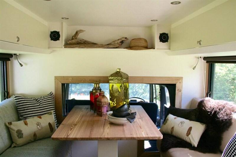 Leyland Daf 4x4 Motorhome Dead Nice Campers